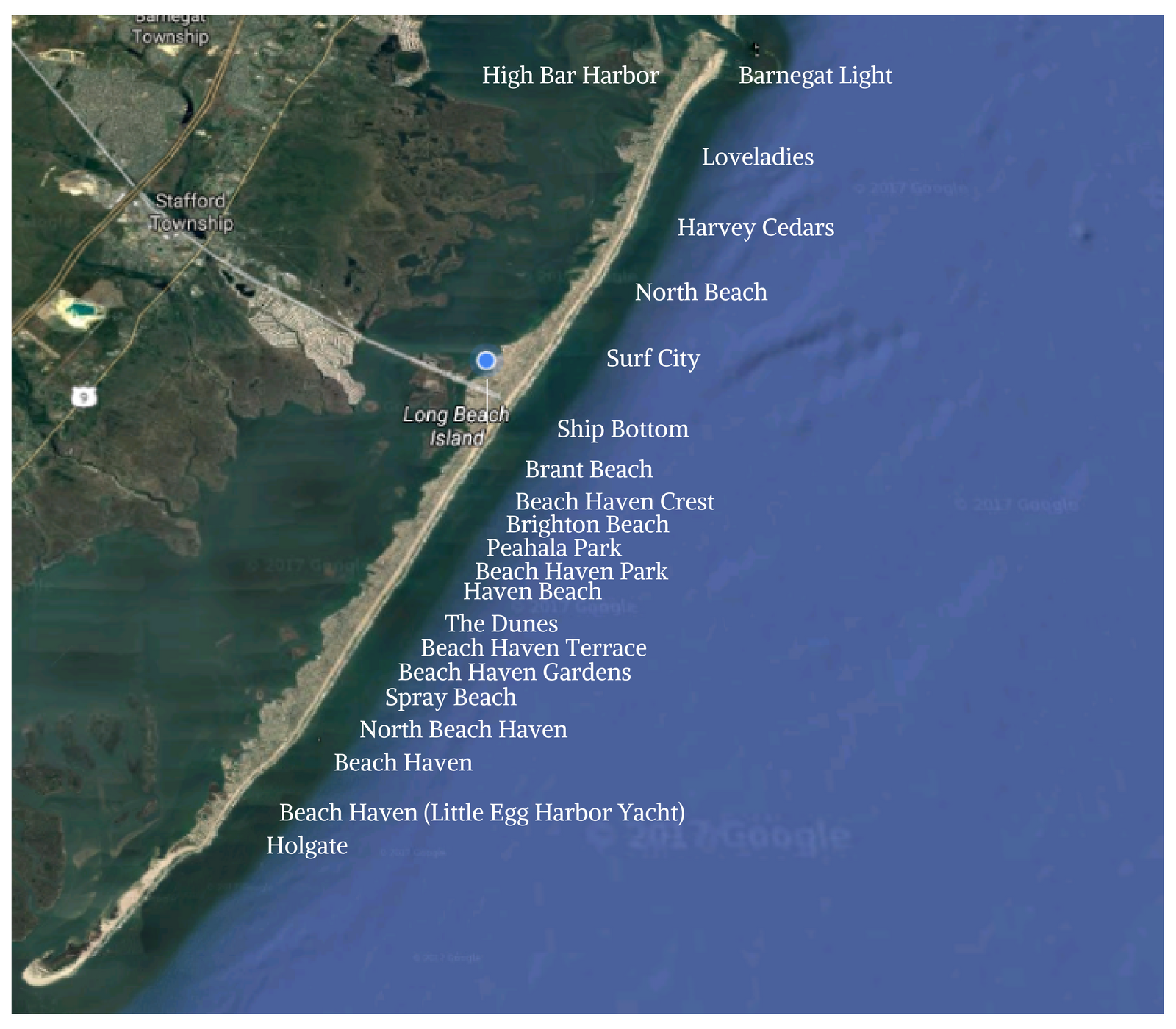 Island Beach State Park Nj: Jersea Realty LBI Homes -Long Beach Island