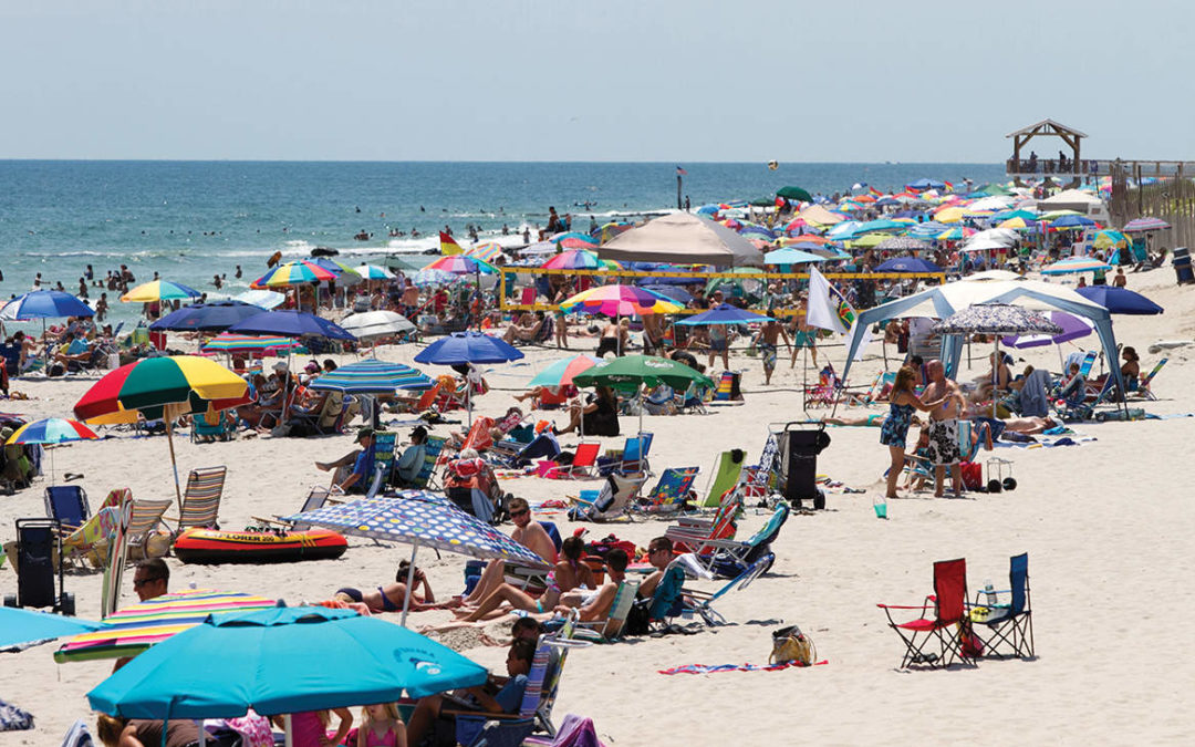 Beach Haven, Ship Bottom Among Survey Voters' Favorite Beaches in Ocean County