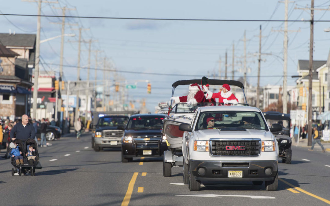 'Deck the Hulls': Ship Bottom Christmas Parade Is Dec. 2