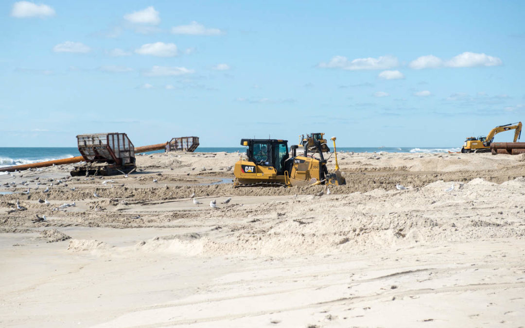 Restoration on Long Beach Island Now Expected to Start in March