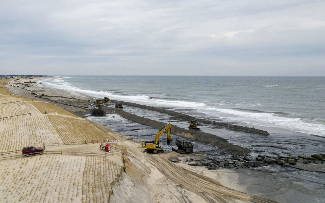 Beachfill on Southern LBI Should Be Complete By End of March