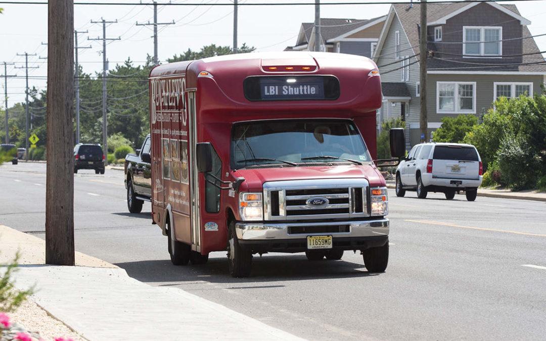Officials Will Consider LBI Shuttle Season Passes Post-Summer
