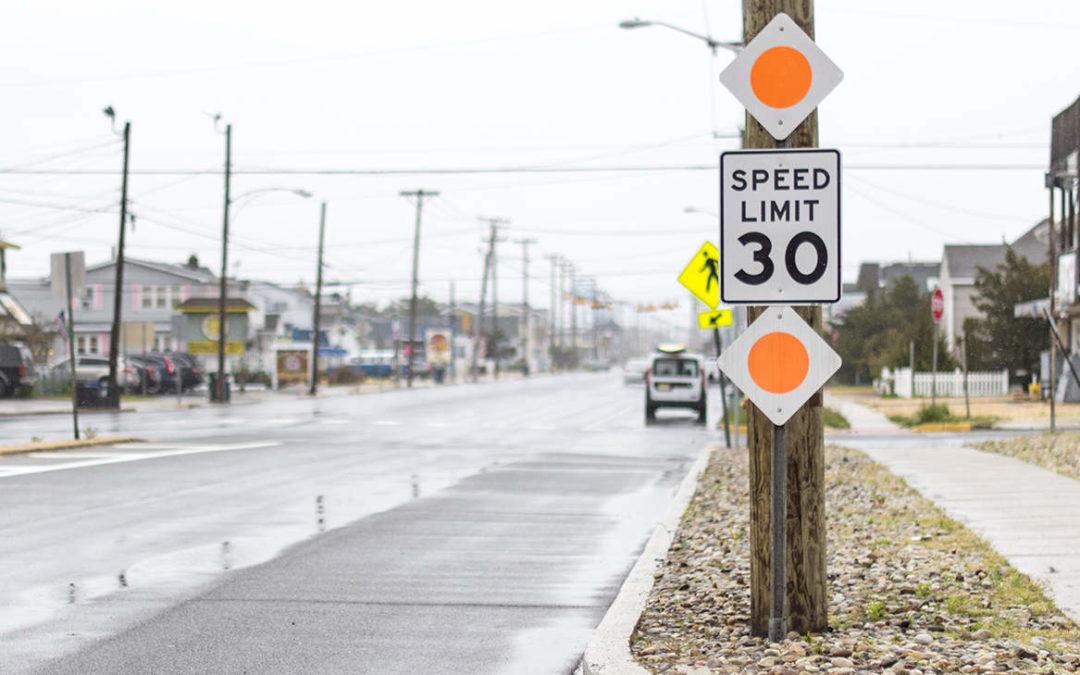Lower Speed Limits, Traffic Lights Signal Summer Season on LBI