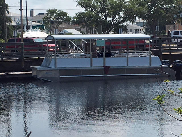 Passenger Ferry Being Built for Transport Between Tuckerton Seaport and Beach Haven